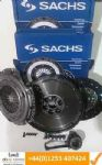 VW EOS 2.0 TDI 16V SACHS DMF FLYWHEEL, SACHS CLUTCH, SLAVE BEARING, ALL BOLTS